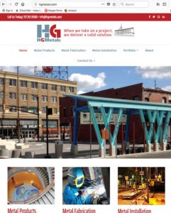 HG METALS WEBSITE