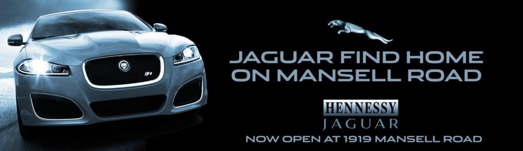 OUTDOOR Jaguar