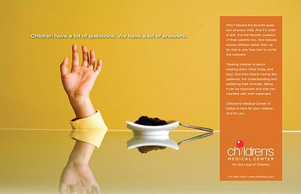 childrens ads