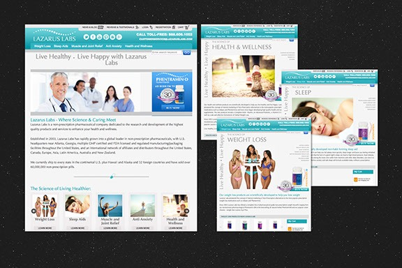 lazarus-labs-website