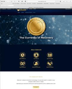 Sobercpoin.net-Website